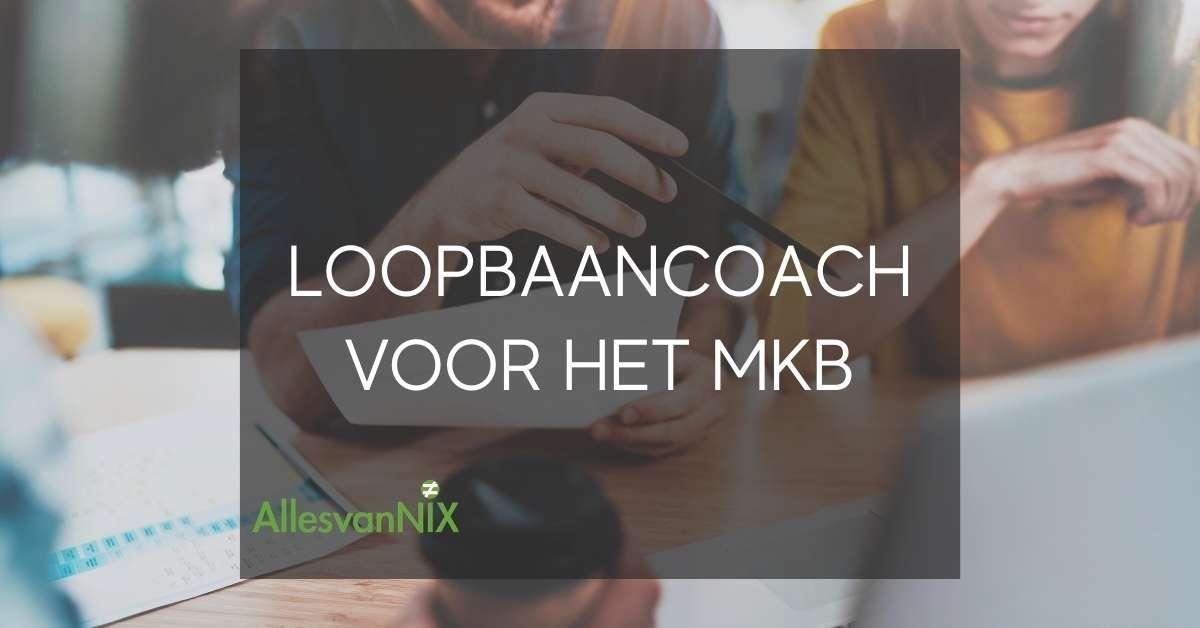 AllesvanNIX is jouw loopbaancoach voor MKB personeel.